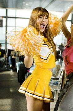 Mary Elizabeth Winstead Cheerleader | Mary Elizabeth Winstead cheerleader