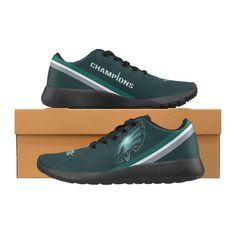ffdcd67f Philadelphia Eagles Sneakers Men Women Kids| Eagles Champs Shoes | Running  Shoes