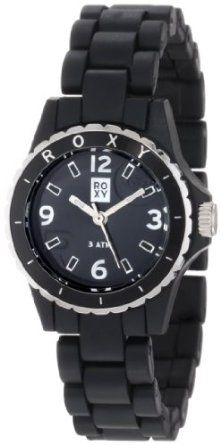 Roxy Women's RWWA008-BLK Mini Version Classic Analog Turning Bezel Watch: Watches: Amazon.com