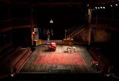 The Homecoming | Year: 2011 Designer: Jon Bauser Venue: Swan theatre, Stratford-upon-Avon