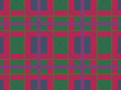 """""""NAVY TARTAN"""" by clairyfairy. Bedding in organic cottons. Cushions in linens. Upholstery in heavy duty twill."""
