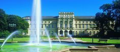 Karlsruhe Maybe Someday, Kirchen, Partner, Places To Travel, Places Ive Been, Catering, Germany, Restaurant, Mansions