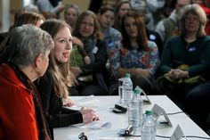 Chelsea Clinton takes aim at Sanders over health