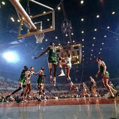 Celtics vs ? ca 1970