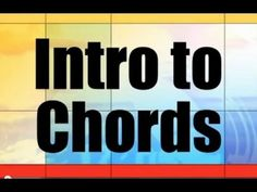 Basic Ukulele Lessons - 04 - Introduction to Chords