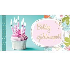 Happy Birthday Wishes, Birthday Greetings, Name Day, Happy Holidays, Origami, Birthdays, Birthday Cake, Place Card Holders, Christmas Ornaments