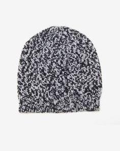 Missoni | Knit Skull Hat in black