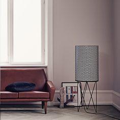 Pedrera Floor Lamp - by Francisco Juan Barba Corsini by Gubi | MONOQI #DesignIcons