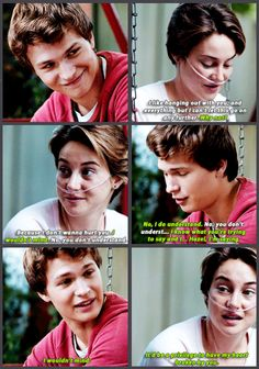 The Fault In Our Stars GIFset