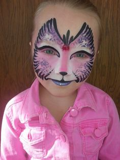Wishing Wells Reflections Cat Face Painting Starblends