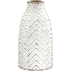 Adra Vase in Vases | Crate and Barrel ... Found it! Now I need to try to make it. :)