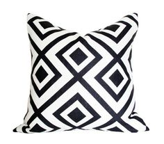 La Fiorentina Black pillow