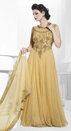 http://shreemadhufashion.com/dresses/evening-dresses-prom-dresses-gowns/aesthetic-beige-readymade-wedding-gown.html