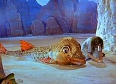 A fish that made a serious impression on a young me.The Singing Ringing Tree Emergency Ward 10, Ring Horror, Sad Movies, Tree Rings, Beach Kids, My Childhood Memories, Classic Tv, Film Stills, Stop Motion