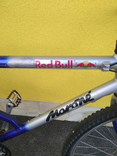 Red Bull Marone Kampfmaschine | MTB-News.de Red Bull, Mtb, Mountain Biking, Bike, Bicycle, Trial Bike, Bicycles