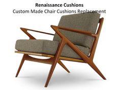 Couvres Coussins de Chaises / Confection par RenaissanceCushions