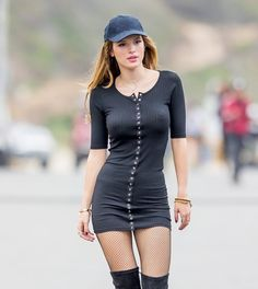 16 sexy girl bella thorne dress without bra Sexy Outfits, Sexy Dresses, Cute Outfits, Beautiful Celebrities, Gorgeous Women, Elegantes Outfit, Bella Thorne, Sexy Hot Girls, Sexy Women