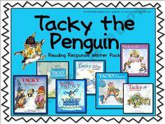 Tacky The Penguin Book