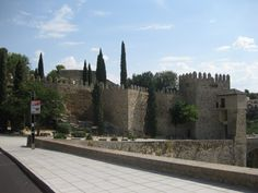 walled city of toledo
