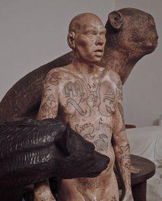 Artist Richard Stipl – sculptures