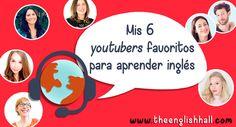 Youtube no es solo une fuente de entretenimiento donde pasar el rato viendo vídeos graciosos... ¡es mucho más! Aquí mis top 6 youtubers para aprender inglés