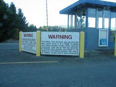 Visitors Entrance, Pelican Bay Prison