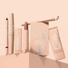 Today's the day, babellines! The FULL #gigixmaybelline collection is now available at @ultabeauty online. 🇺🇸 And if you're not in the U.S., head over to your country's Maybelline website to find out when it will be available in your market!