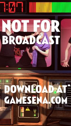 Not For Broadcast is a simulation game about the production of television narrative shows that are driven by live camera feeds, advertisements, censorship of TV shows. Players can control the national news channel, for example, a radical government that tries to control the community. Game Not For Broadcast has a nuance of propaganda that is thick, full of pressure, which allows players to control and control the mindset of the wider community through effective television broadcasts. Free Pc Games, Simulation Games, News Channels, Mindset, Tv Shows, Advertising, Community, Live, Communion