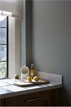 feature wall - pigeon 25 - An inspirational image from Farrow and Ball