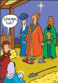 Biblical Humour thanks to Wayne Nowazek