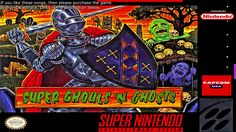 Super Ghouls 'N' Ghosts OST Full Soundtrack