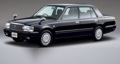 Japanese Classic Toyota Crown Gets Updated