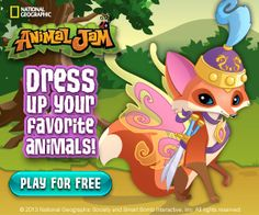 Animal Jam — Great Game for Kids from National Geographic | Rude Mom