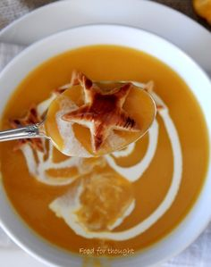 Pumpkin Soup, Thai Red Curry, Pudding, Baking, Breakfast, Ethnic Recipes, Desserts, Food, Flan