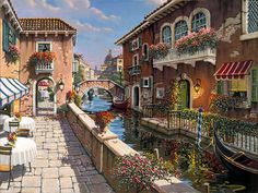 Afternoon in Venice