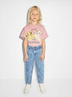 Disney T-shirts, Peanuts T Shirts, Lion King Shirt, Neon Shirts, Cute Baby Wallpaper, Le Roi Lion, Disney Lion King, Leopard Print Top, Leggings