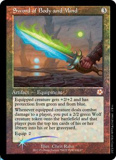 Card Search - Search:  sword - Gatherer - Magic: The Gathering