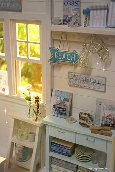 Beach Spirit Diorama! | Flickr - Photo Sharing!  ideas for my beach house