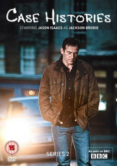 Jason Isaacs as Jackson Brodie in Case Histories 2