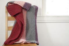 The Sweeter Side of Mommyhood » Berry Lovely Blanket