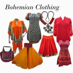 Bohemian Fashion Skirts: Boho Chic Fashion Skirts