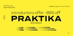 Praktika Rounded Font: Contemporary grotesk super family If you happened to sleep on Praktika – the previous bestseller of Fenotype – don't worry, as. Round Font, Desktop, Fonts, Designer Fonts, Types Of Font Styles, Script Fonts, Wedding Fonts, Letters