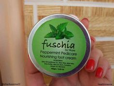 Taking care of our feet is as important as taking care of our facial skin. But thanks to our hectic work life, we often neglect them. With Fuschia Peppermint Pedicare cream, you just need a few minutes of your day and within a week you'll notice smooth, soft & feather touch feet... Read this personal experience shared by the beauty blogger, Niharika Verma to know more about the cream :-)  #Fuschia #PedicareCream #Pedicure #FootcareCreams #Healthmania