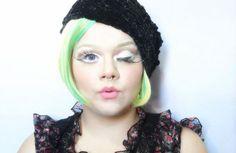 Doll Makeup Maquiagem de Boneca by Melina Beraldo