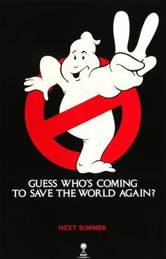 Ghostbusters II (1989) #1980s #1989 #27x41