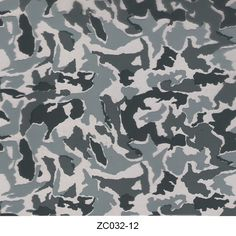 Hydro dipping film camouflage pattern ZC032-12