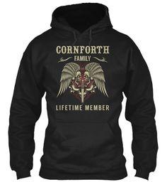 CORNFORTH Family - Lifetime Member