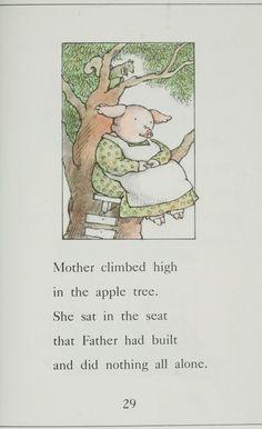 More Tales of Oliver Pig Jean Van Leeuwen ; pictures by Arnold Lobel Arnold Lobel, Illustration Art, Illustrations, Frog And Toad, Life Moments, Just Go, Childrens Books, My Arts, Van