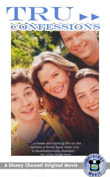 Tru Confessions is a 2002 Disney Channel Original Movie. Tru Walker (Clara Bryant) aspires to be a famous filmmaker. She has a twin brother Eddie (Shia LaBeouf), who is a person with a mental disability. Eddie becomes the subject of Tru's documentary for a film contest she enters. The film was directed by Paul Hoen and is based on the book by Janet Tashjian.