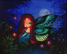 Nights Wisp Fairy